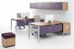 иновантни дизайнерски директорски офис мебели първокласни