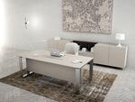 иновантни дизайнерски директорски офис мебели първокачествени