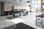 атрактивни поръчкови офис мебели удобни