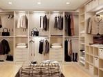 сигурни светли гардероби по индивидуален проект