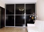 дизайнерски черни гардероби първокачествени