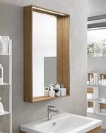 модернистични  издръжливи мебели за баня