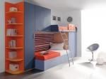 Детска стая в синьо от ПДЧ