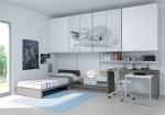 Мебели за детска стая с принт стъкло по индивидуална заявка