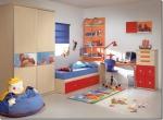 Мебели за детска стая по индивидуална поръчка с принт стъкло