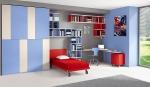 Дизайнерски мебели за модерна детска стая