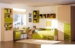 Обзавеждане за детска стая от пдч по клиентски проект