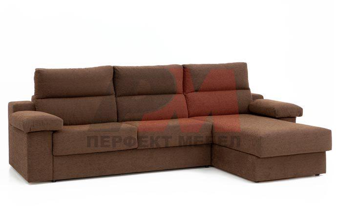 Нестандартни изпълнения на луксозна ъглов диван  София