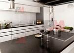 Цялостно обзавеждане за луксозни къщи за модерна кухня по индивидуален проект