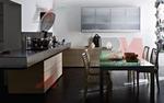 Поръчкова изработка на мебели за модерна кухня за луксозни къщи