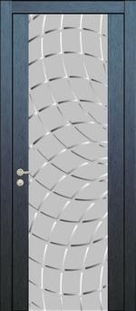 луксозни интериорни врати със стъкло висококласни