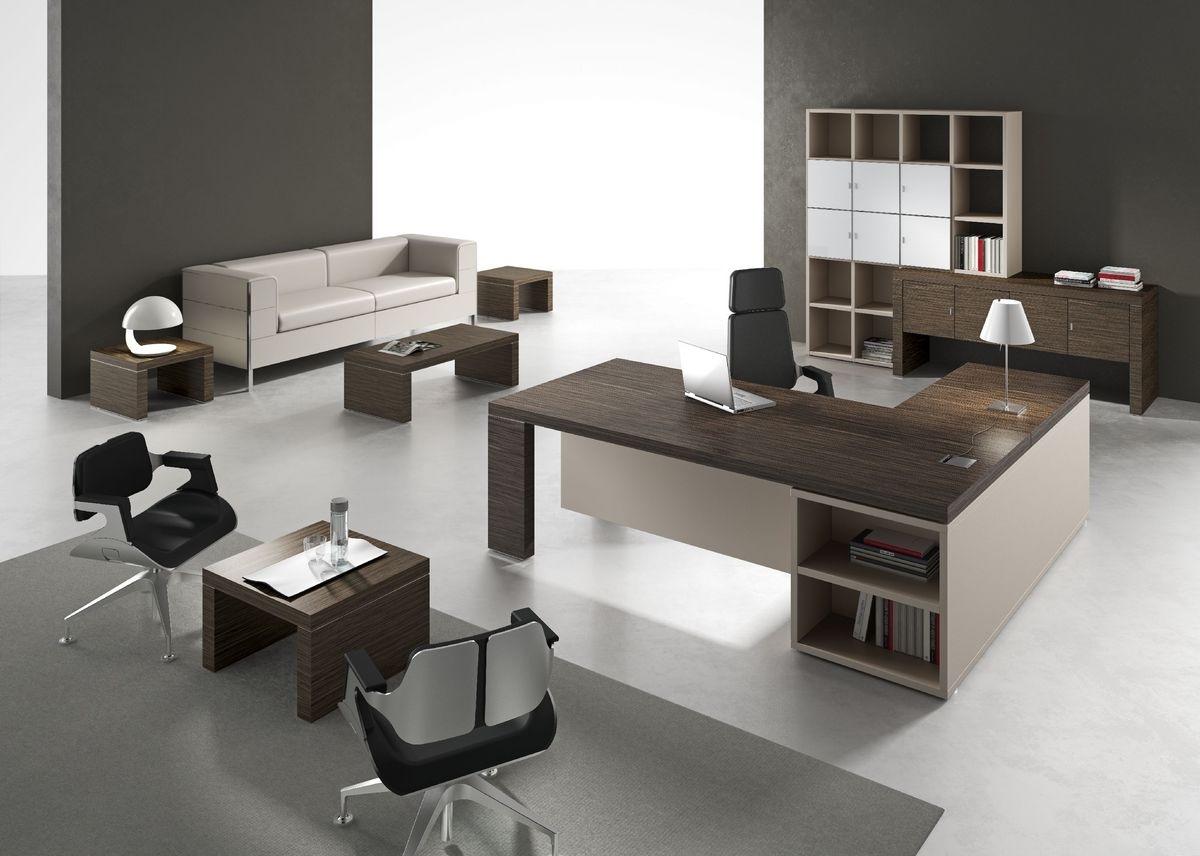 Директорски офис мебели лукс