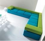 Дизайнерска мека мебел за сепарета по поръчка