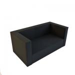 Дизайнерска мека мебел за сепарета по заявка
