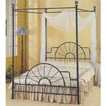 спалня с балдахин от ковано желязо София