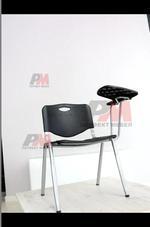 много модели на посетителски офис стол с масичка
