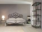 Стилни дизайнерски спални от ковано желязо по каталог