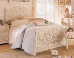 Скъпи спални ковано желязо лукс
