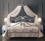 Издръжливи спални ковано желязос балдахин