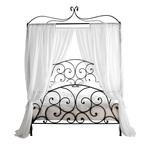 Железни спални с балдахин