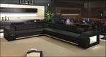 Мека мебел с лежанка, с разнообразен дизайн
